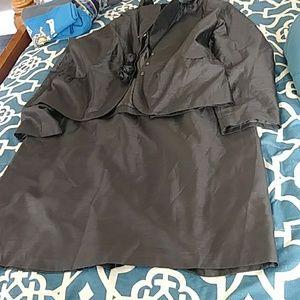 Dresses & Skirts - Women black skirt set